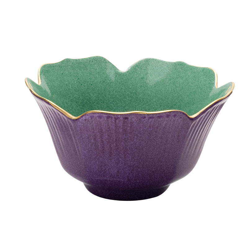 Small Flower Bowl - Various Colours