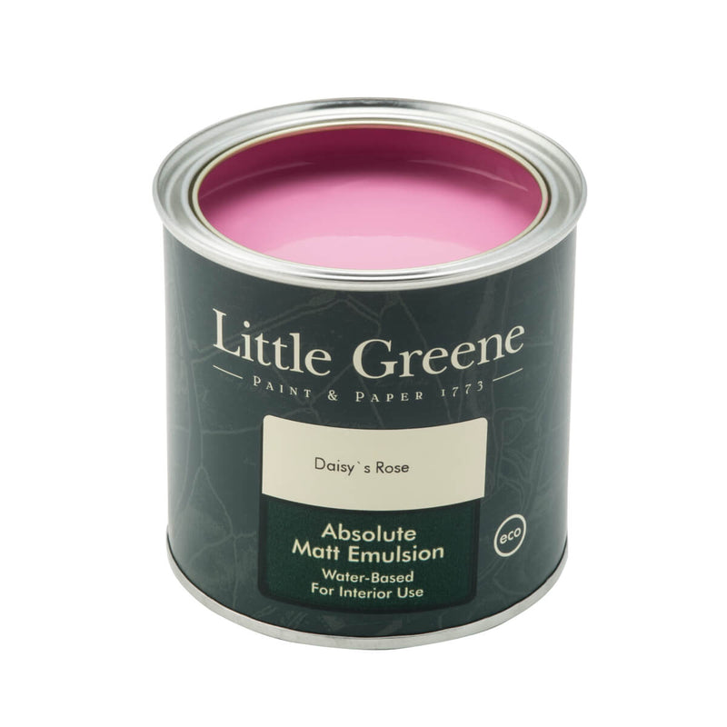 Little Greene Paint - Daisy's Rose Pink