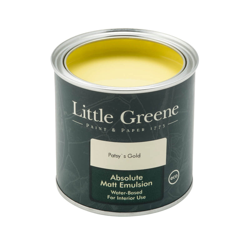 Little Greene Paint - Patsy's Gold