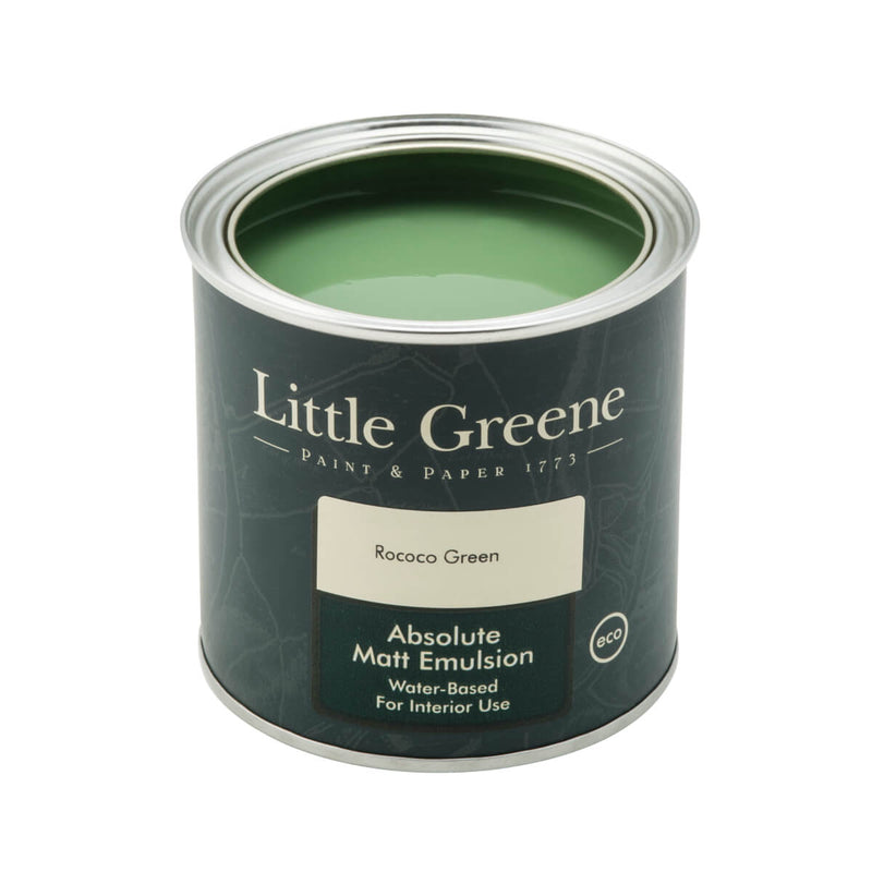 Little Greene Paint - Rococo Green