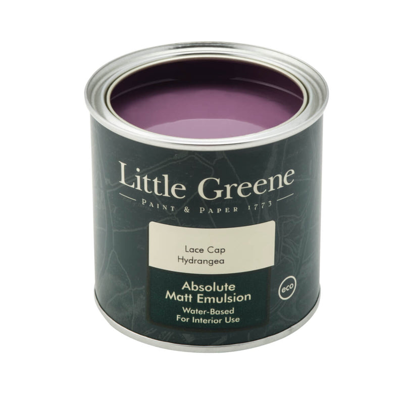 Little Greene Paint - Lace Cap Hydrangea