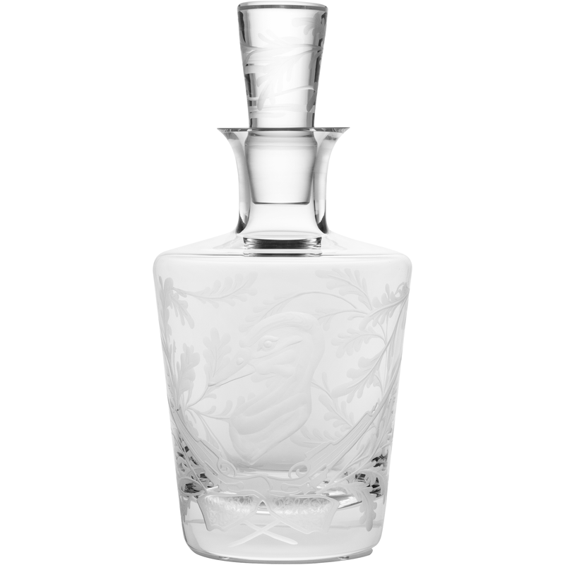 Decanter - Duck- Clear