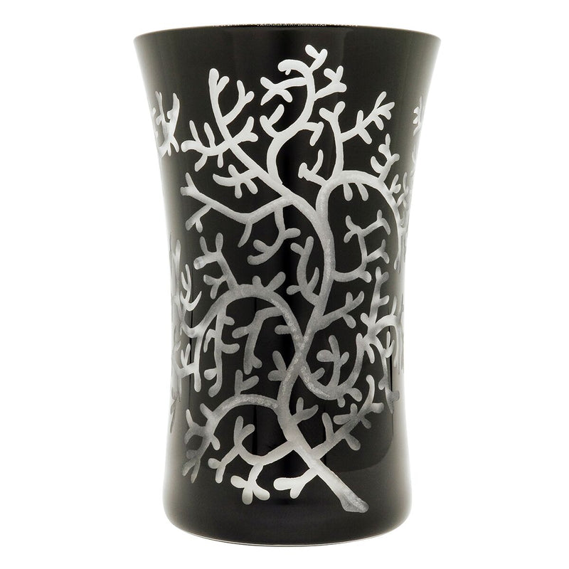 Charlotte Water Glass - Black