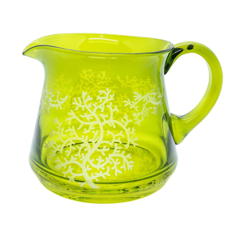 Bridget Water Jug - Lime Green