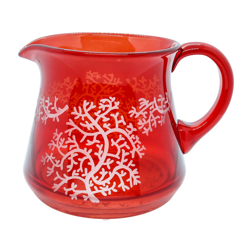 Bridget Water Jug - Fiery Red