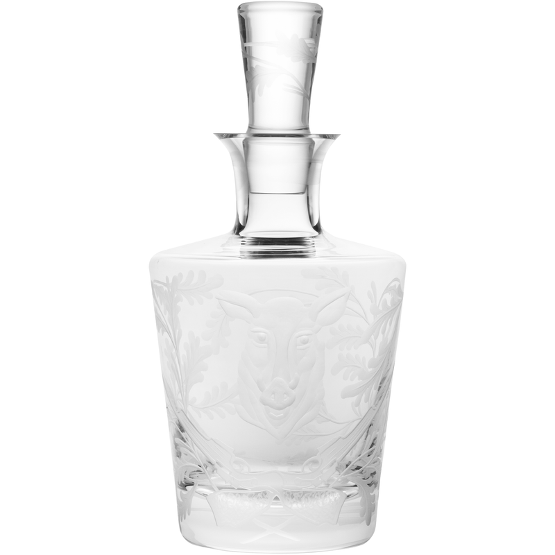Decanter - Wild Boar- Clear