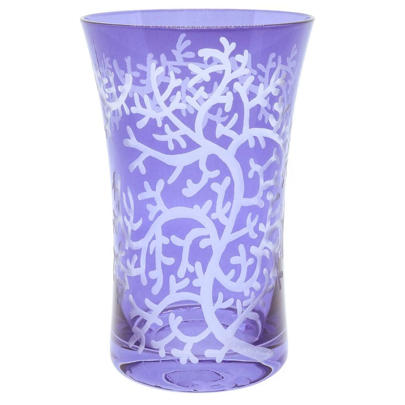 Charlotte Water Glass - Ultra Violet