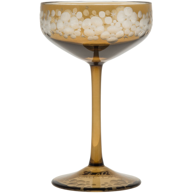 Isadora Champagne Saucer - Champagne