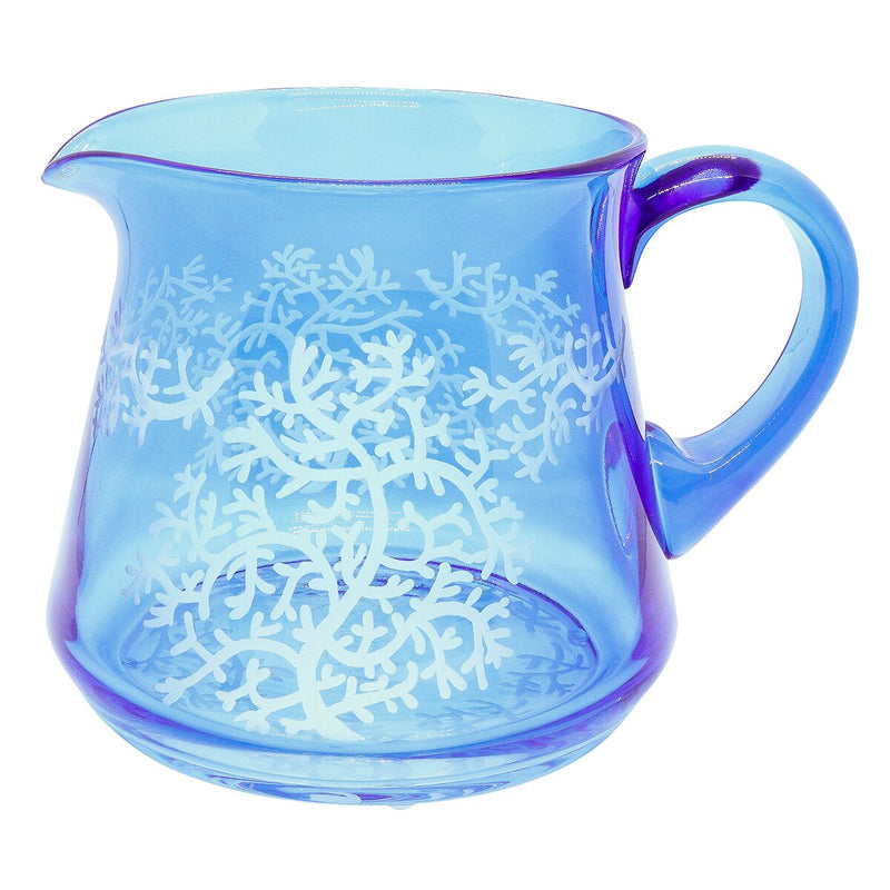 Bridget Water Jug Sky Blue