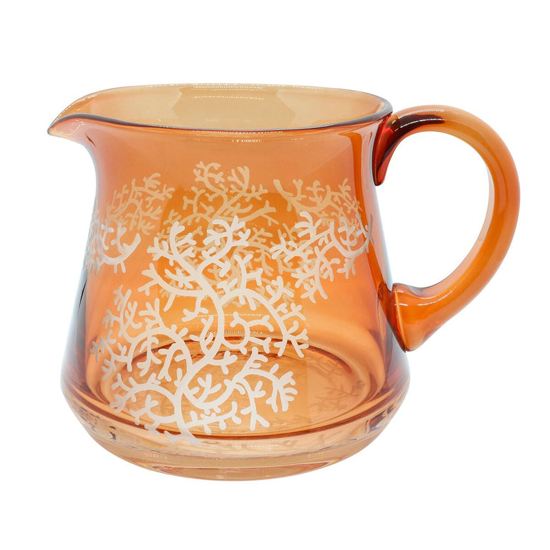 Bridget Water Jug - Living Coral