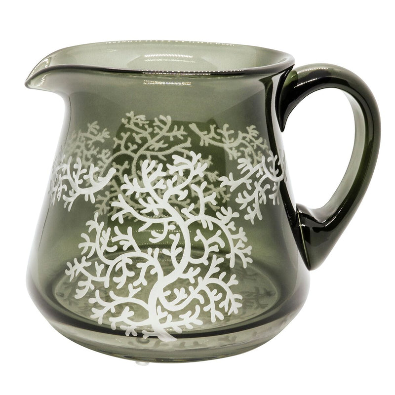 Bridget Water Jug Pewter Grey