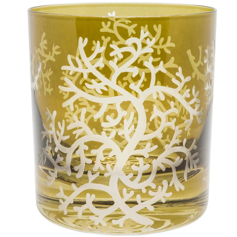 Moira Corali Double Old Fashioned Tumbler - Champagne