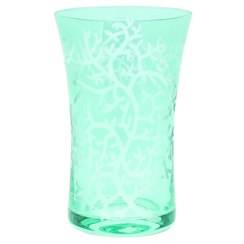 Charlotte Water Glass - Teal