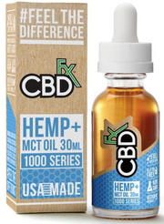CBD Fx Hemp + MCT Oil