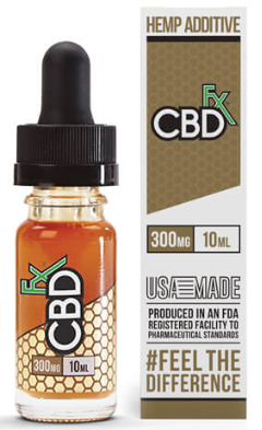CBD Fx Hemp Additive