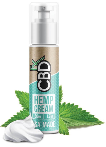 CBD Fx Hemp Cream
