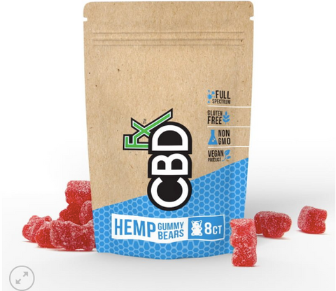 CBD Fx Hemp Gummy Bears