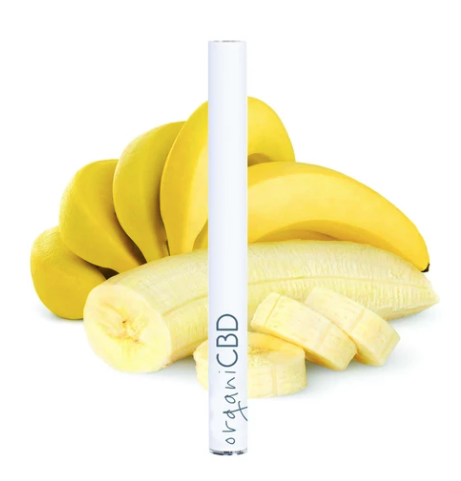 organiCBD™ Revive - Banana Vape Pen - 250mg