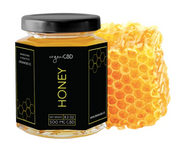 organiCBD™ Organic CBD Honey - 500mg