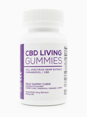 CBD Living Gummies - 30ct
