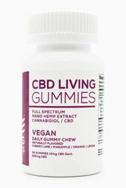 CBD Living Vegan Gummies - 30ct
