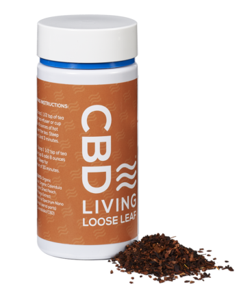 CBD Living Mango Herbal Tea