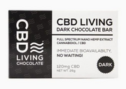 CBD Living Dark Chocolate
