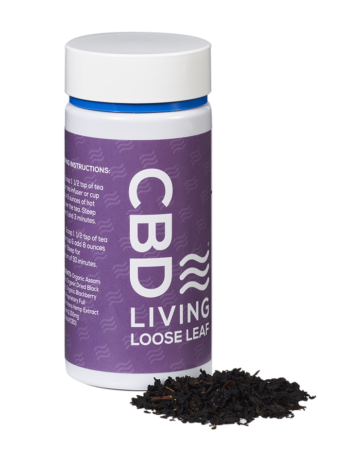 CBD Living Berry Black Tea