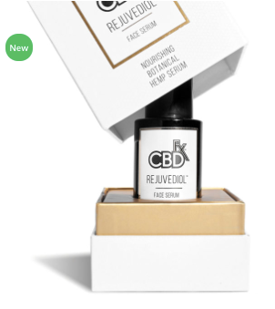 CBDfx Face Oil Serum - Rejuvediol™