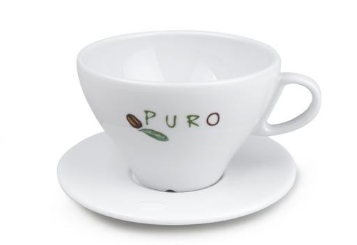 Puro 28CL Cup + Saucer Roma