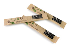 Puro Fairtrade Brown Sugar Sticks