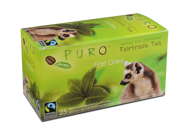 Puro Fairtrade Earl Grey Tea