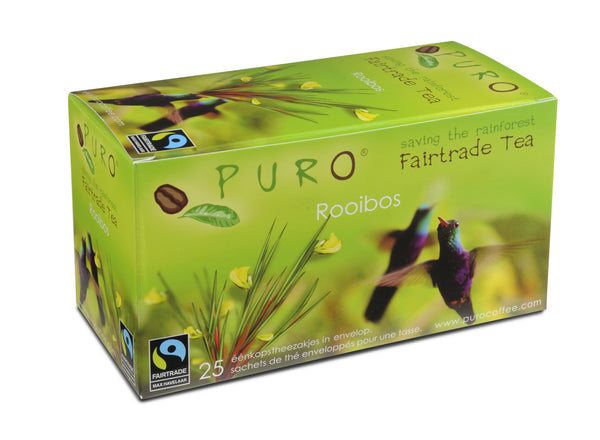 Puro Fairtrade Rooibos
