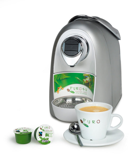 Puro Fairtrade Caffitaly Compatible Coffee Capsules