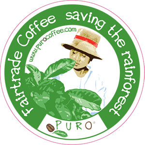 Puro Festive Coffee Gift Card