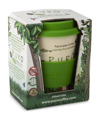 *PROMO* Puro Reusable Bamboo Cup 12 Oz