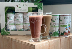 Circuit Breaker Special - Puro Organic Fairtrade Coffee & Chocolate Bundle