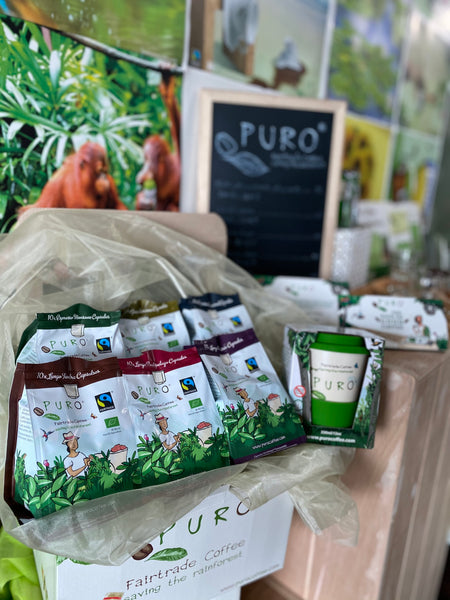 Puro Coffee Gift Boxes for Coffee Lovers