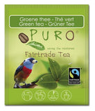Puro Fairtrade Green Tea