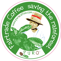 Puro Fairtrade Coffee @ Home