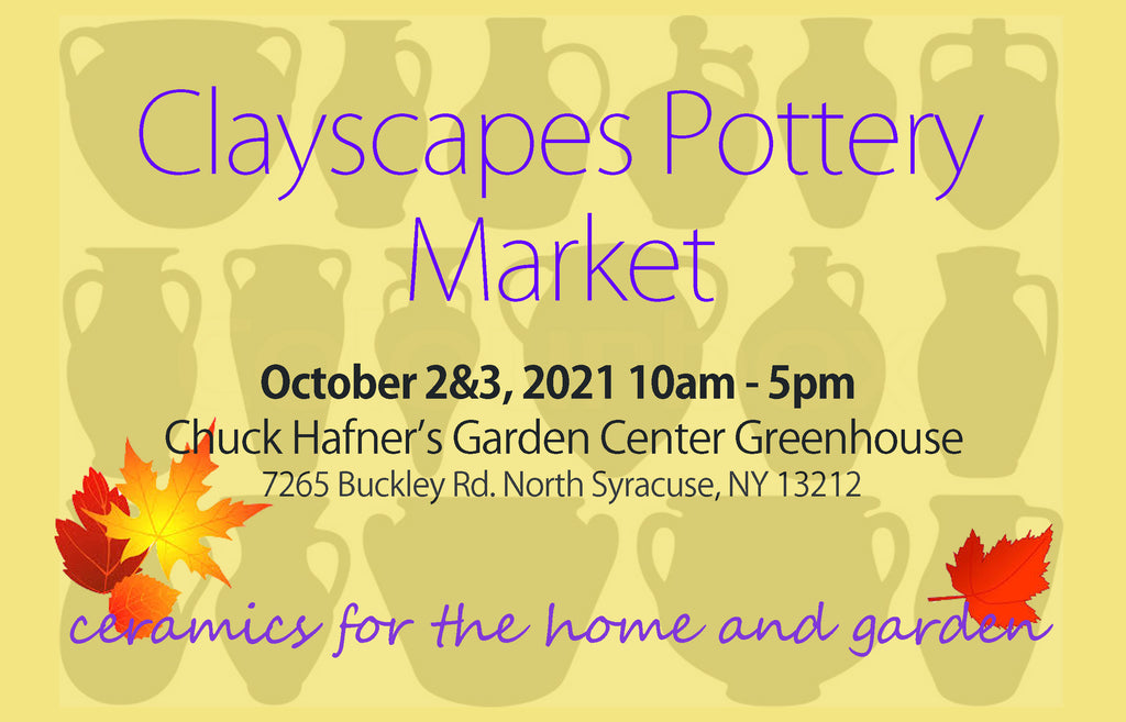 Clayscapes Pottery Market