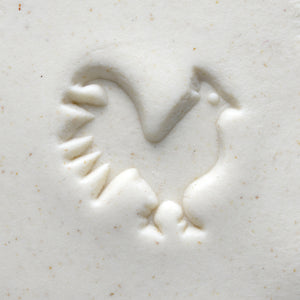 Medium Stamp #24 -Rooster
