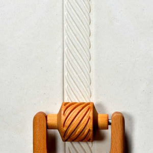 Medium Roller #40 -Big Rope Narrow Strands