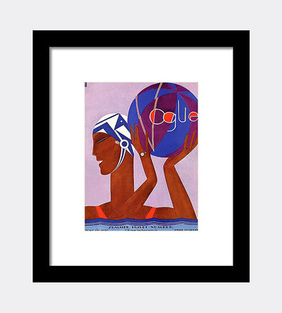 Vogue Fine Art Print - Eduardo Garcia Benito, June 15, 1927