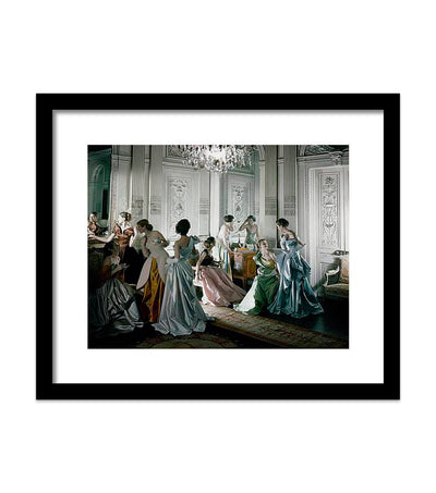 Vogue Fine Art Print - Cecil Beaton, June 1, 1948
