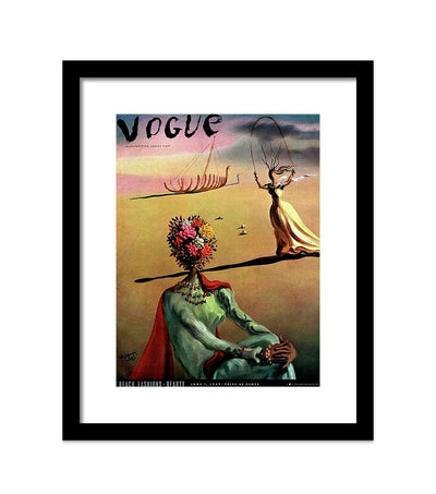 Vogue Fine Art Print - Salvatore Dali, June 1, 1939