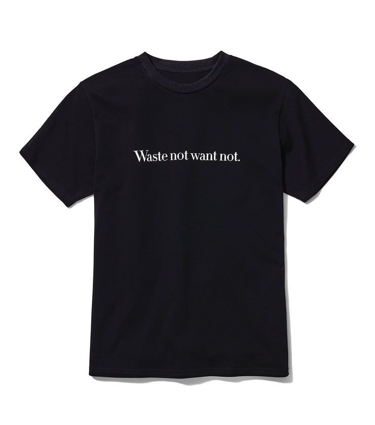 Vogue x Public School Black Short-Sleeve Tee