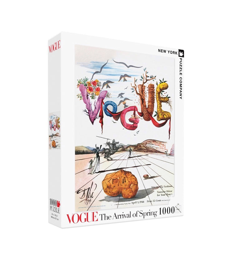 Vogue 1000 pc. Jigsaw Puzzle - The Arrival of Spring