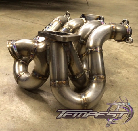 Tempest Racing - Honda/Acura T3 Top Mount Manifold