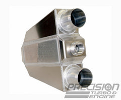 Precision - Universal Liquid-to-Air Intercooler - 1000hp